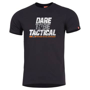 Pentagon Ageron T-Shirt (Dare to be Tactical) Black