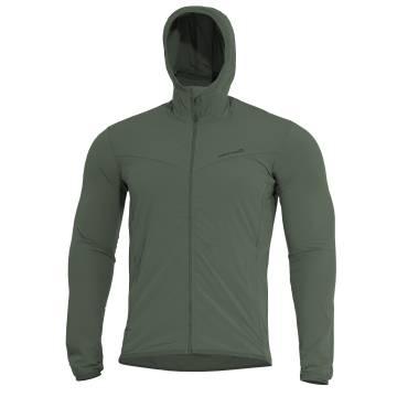 Pentagon Helios Sun Jacket - Camo Green