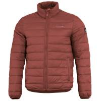 Pentagon Nucleus Jacket - Maroon Red