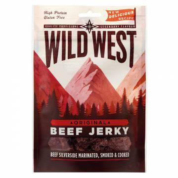 Wild West Beef Jerky Original 70g
