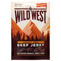 Wild West Beef Jerky Honey BBQ 70g