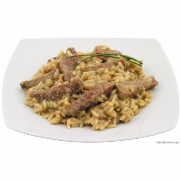 Canned Chopped Beef with Rice 400gr