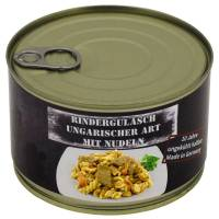 Canned HU Beef Goulash with Noodles 400gr