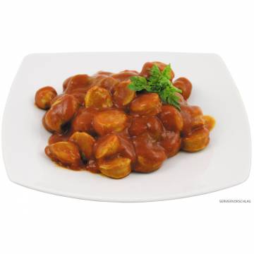 Canned Curry Sausage 400gr