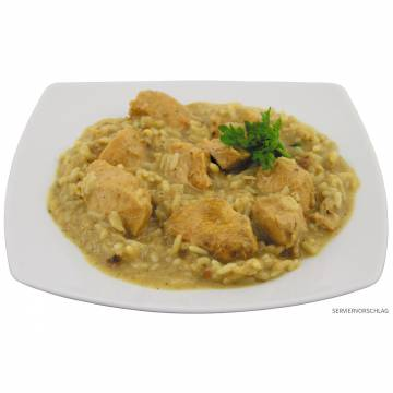 Canned Chicken Curry with Rice 400gr