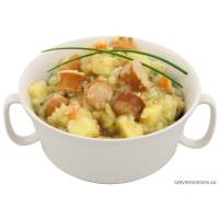 Canned Potato Soup w/ Wiener Sausage 400gr