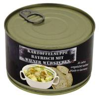 Canned Potato Soup w/ Wiener Sausage 400gr