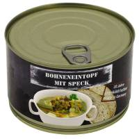 Canned Bean Stew with Bacon 400gr