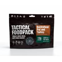 Tactical Foodpack Buckwheat Pot and Turkey