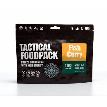 Tactical Foodpack Fish Curry
