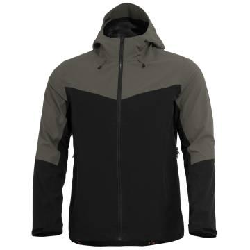 Pentagon Monlite Shell Jacket - Black / Ranger Green