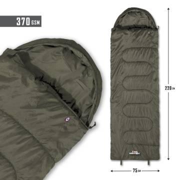 Tac Maven Major Sleeping Bag 370gr - Ranger Green