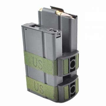 Double Electric Magazine for M14 1000rds