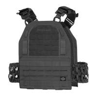 Pentagon Aspis Vest Laser Cut - Black