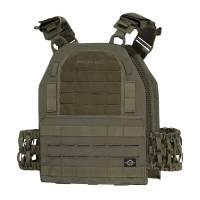 Pentagon Aspis Vest Laser Cut - Ranger Green