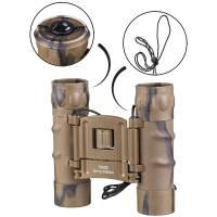 Mil-Tec Gen.II Collapsible Binocular 10x25 - Desert