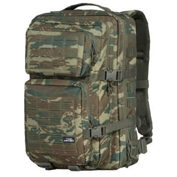 Tac Maven Assault 51L LC Backpack - Greek Lizard
