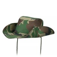 Mil-Tec Bush Hat - Woodland