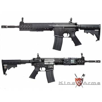 King Arms S&W M&P15T Rifle (Full Metal)