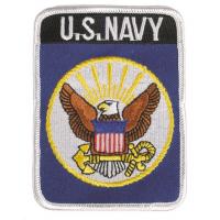 Mil-Tec US Navy Textile Badge