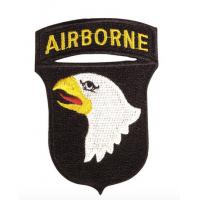 Mil-Tec US 101ST.DIV AB Textile Badge