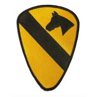 Mil-Tec US 1st Cavalry Textile Badge