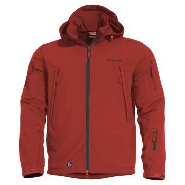Pentagon Artaxes Escape Softshell Jacket - Maroon Red