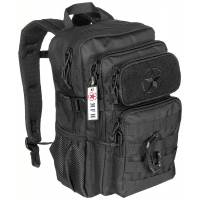 MFH US Assault Youngster 15L Backpack - Black