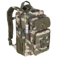 MFH US Assault Youngster 15L Backpack - Woodland
