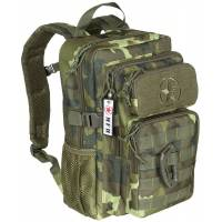 MFH US Assault Youngster 15L Backpack - M95 CZ Camo