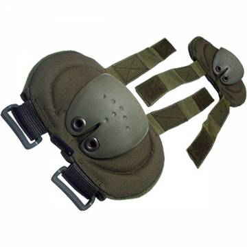 King Arms Elbow Pads (Olive Drab)