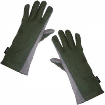 King Arms GI Nomex Gloves (Olive Drab-Grey)