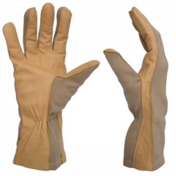 King Arms GI Nomex Gloves (Tan-Tan)