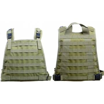 King Arms MPS SAPI Vest MK I (OD)