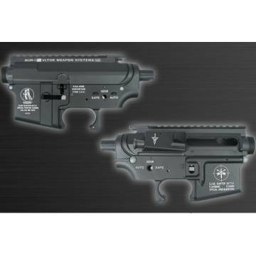 King Arms M16 Metal Body - Vltor MUR/TROY (Update Version)