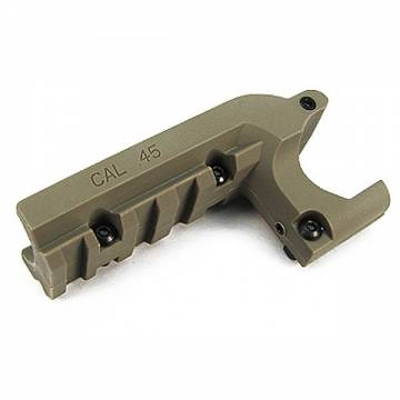 King Arms Pistol Mount for M1911 Series - Dark Earth
