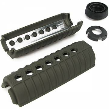 King Arms M4 Handguard - OD