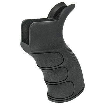 King Arms G27 Style Pistol Grip for SYSTEMA M4/M16 - BK