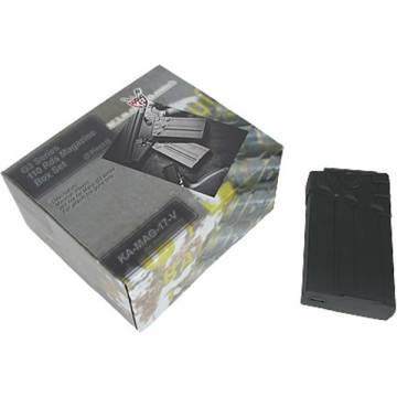 King Arms G3 Series 110rds Magazines Box Set (5pcs)