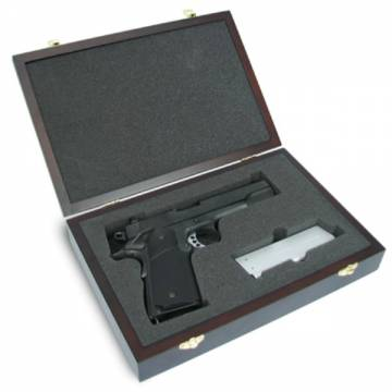 King Arms Wooden Pistol Case - Springfield Style