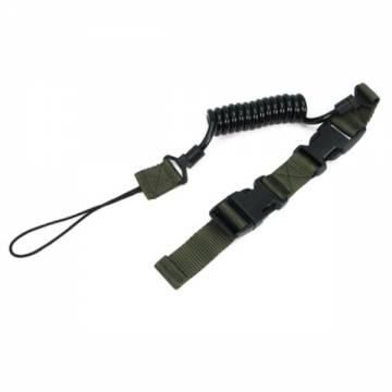 King Arms Tactical Pistol Lanyard - Olive Drab
