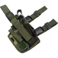 King Arms Tactical Leg Holster - Camo