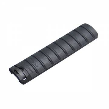 King Arms Rail Cover - 9 Ribs/Black