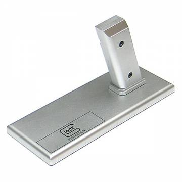 King Arms Display Stand for Pistol Glock - Silver