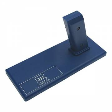 King Arms Display Stand for Pistol Glock - Blue