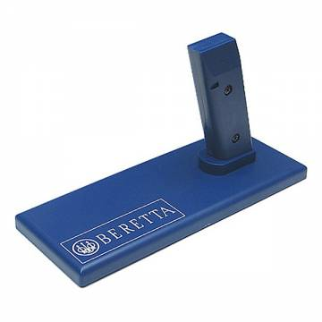 King Arms Display Stand for Pistol - 92F/Beretta - Blue
