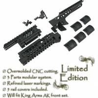 King Arms X47 5-Rails Mounting System Deluxe Ver.