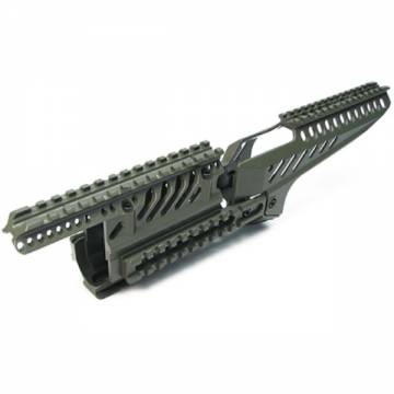 King Arms X47 5-Rails Mounting System Stand. Ver - OD
