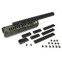 King Arms CASV-M Handguard Set - OD
