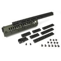 King Arms CASV-M Handguard Set - OD